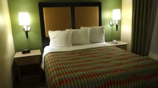 Extended Stay America Room review - Orlando Theme Parks - Vineland Rd