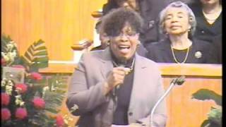 Rev. Dorothy Nell Williams Harrison. Home Going Service Part 3