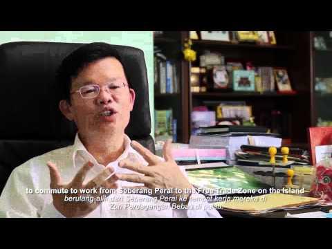 Chow Kon Yeow - Dynamic | Green | Progressive