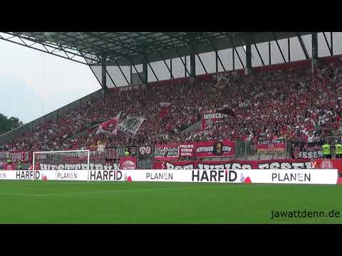 Stimmungsvideo RWE - BVB U23
