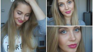 Привет, ребятки, Сегодня немножко другое видео с моим самым обычным и простым макияжем, который помогает...