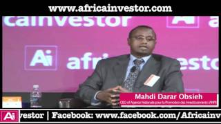 Mahdi Darar Obsieh speaks to Ai on the investment climate in Djibouti