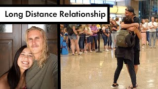 LDR NO MORE! Long Distance Relationship // Team Calowie in USA