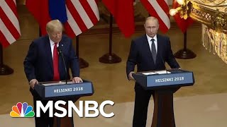 President Donald Trump Didn't Rule Out Russia Questioning US Citizens | Hardball | MSNBC