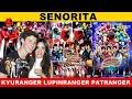 Download lagu Senorita    Versi LUPINRANGER, KYURANGER DAN PATRANGER 😍😎