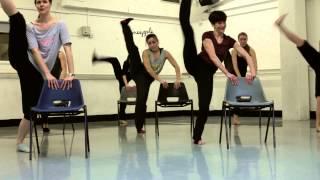 Maria Yacoob - Advanced Jazz Dance Class - Pineapple Dance Studios