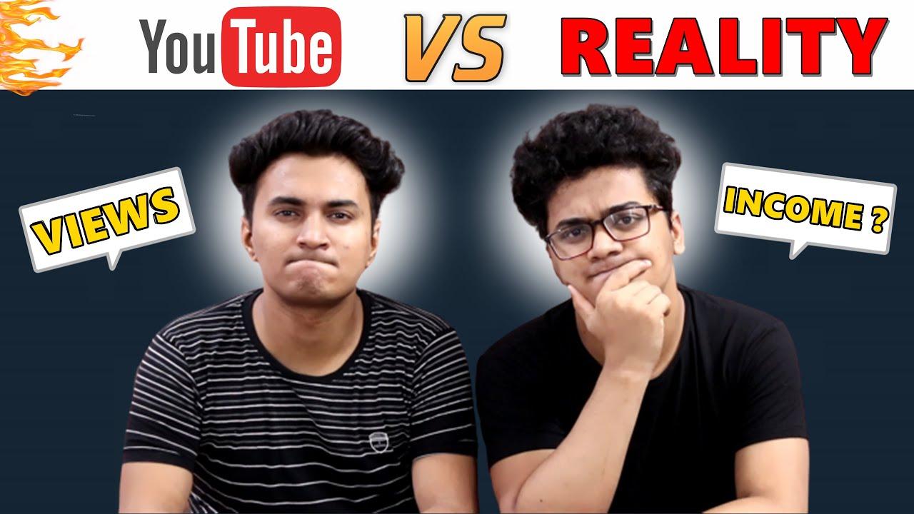 YOUTUBE vs REALITY !! | Shetty Brothers