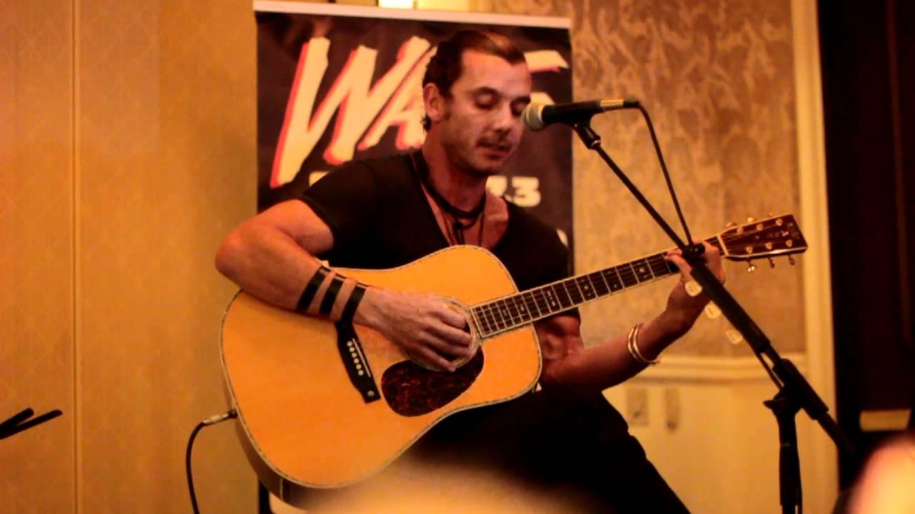 bush-letting-the-cables-sleep-acoustic-david-dangelo