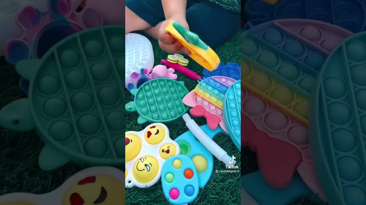 comfyfidgets12 Fidget Toy Compilation