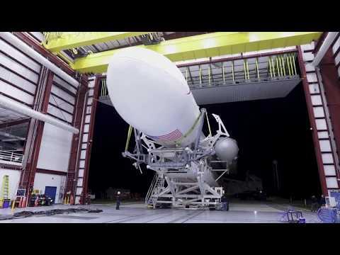 Falcon Heavy But It's Mine Oddity