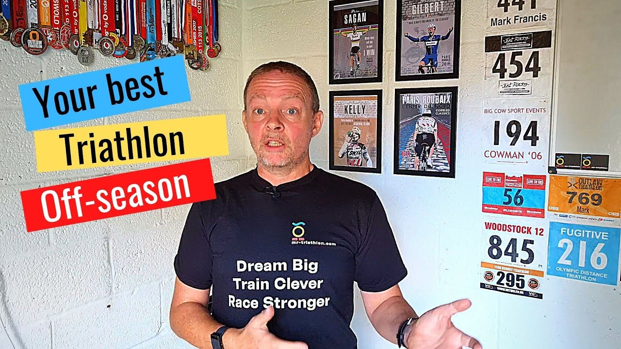 HOW TO HAVE A SUCESSFUL TRIATHLON OFF-SEASON