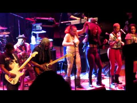 """George Clinton Parliament Funkadelic """"(Not Just) Knee Deep"""" Cleveland House of Blues"""