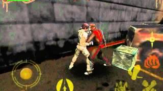 Fighting Tiger Liberal Part 6 Boss 1 vs 1 Hard Mode