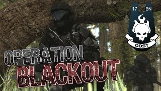 operation blackout   17th odst