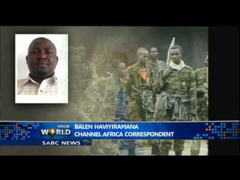 Balen Haviyiramana On Burundi Political Crisis