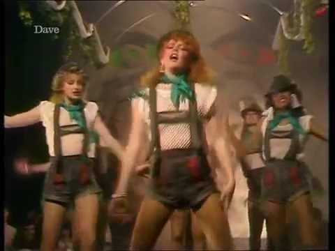 Adam and The Ants   - Deutscher Girls - Zoo Dance Troop