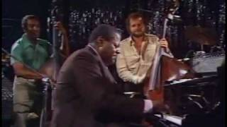 Oscar Peterson with Ray Brown and Niels-Henning Ørsted Pedersen - There Is No Greater Love