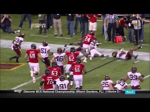 Texas Tech vs. Minnesota (2012)