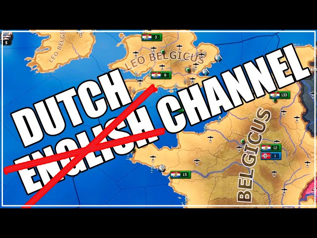 The Dutch Channel - Netherlands go aggressive
