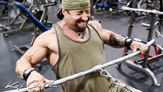 INSTINCTIVE BACK WORKOUT | KRIS GETHIN