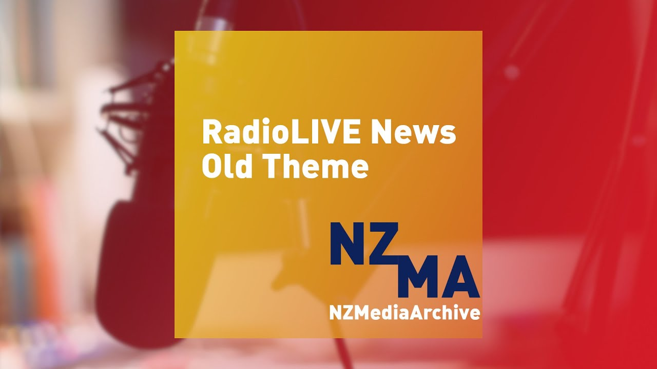 Radio Live News OLD Theme