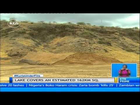 Kenya's Soda Ash Producing Lake Magadi At Risk Due To Siltation Occasioned By Deforestation
