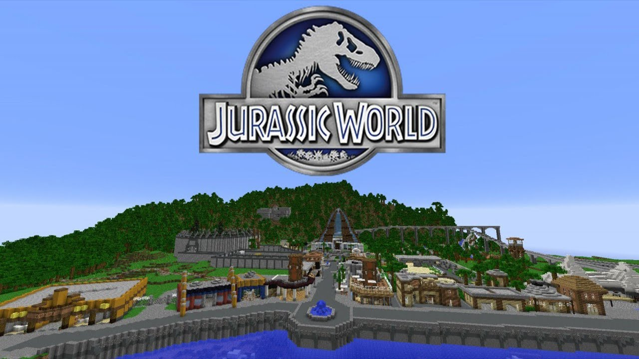 Descargar e instalar jurassic world mapa para minecraft review descargar e instalar jurassic world mapa para minecraft review gumiabroncs Gallery