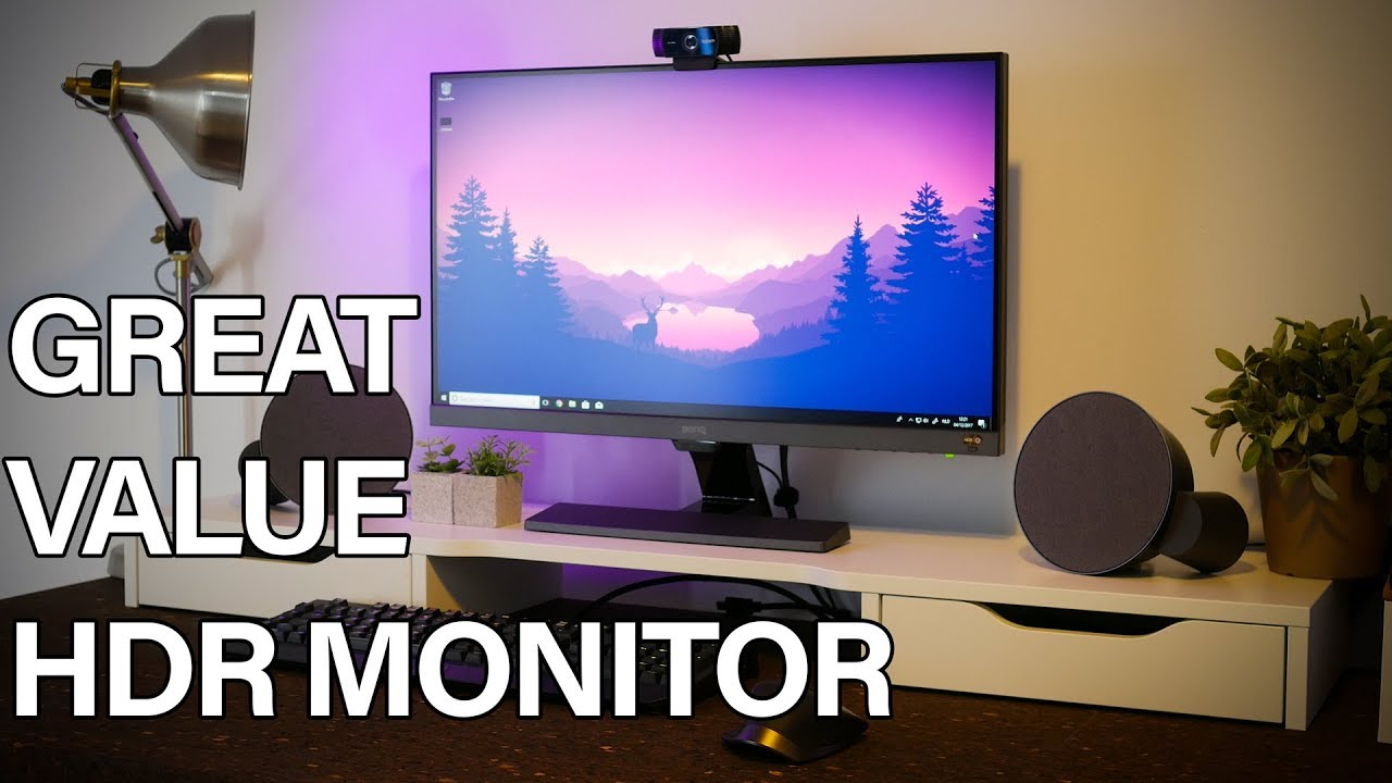 AFFORDABLE HDR MONITOR BenQ EW277HDR Review