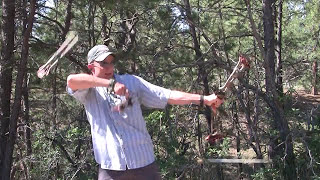 What happens when a bow explodes on you?? Archery, Compound Bow, review, Accident
