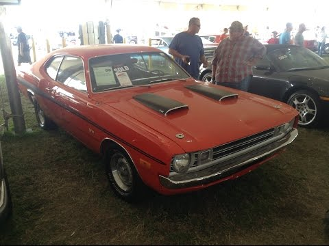 1972 Dodge Demon | 2017 Barrett-Jackson Auction Palm Beach