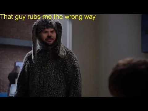 idioms in famous TV series: rub the wrong way