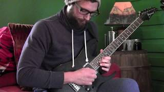 "Between the Buried and Me ""Condemned To The Gallows"" (GUITAR COVER)"
