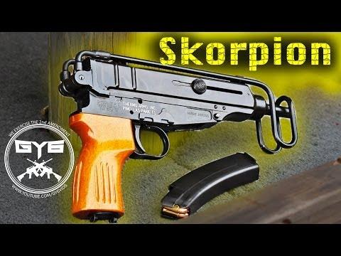 Смотрите сегодня Czech Scorpion Family History - Vz 61, Vz 82