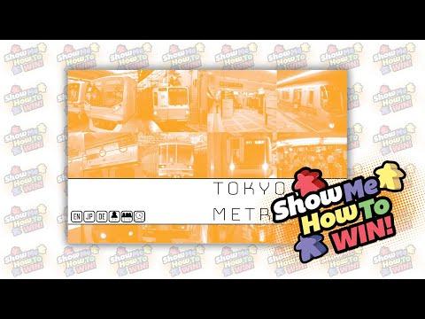 Tokyo Metro Strategy Tips with Jordan Draper