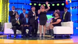 Marisol se enfrentó a su 'doble' en Igualitos con Edwin Sierra (4/4)