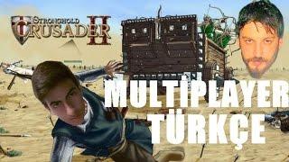 Stronghold Crusader 2 Türkçe Multiplayer | Kolay Savaş :)