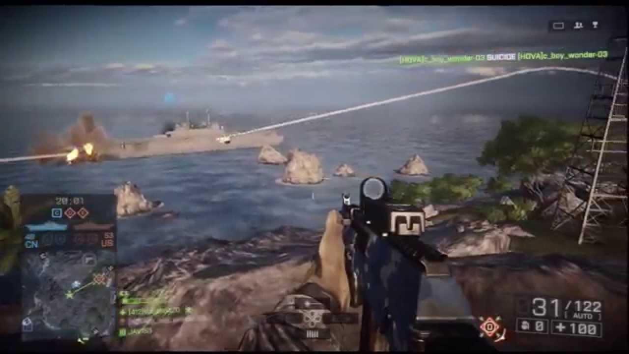 Battlefield 4 Achievement Guide & Road Map
