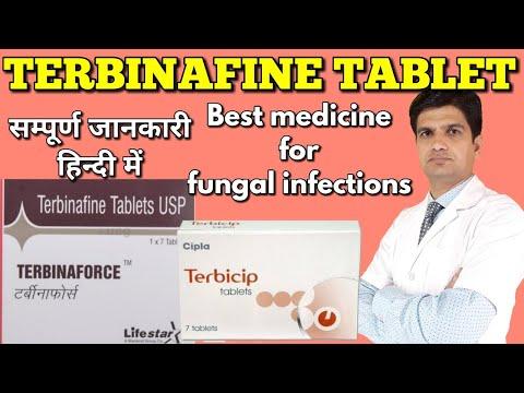 Terbicip 250 mg tabletta