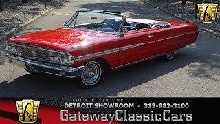 1964 Ford Galaxie 500 XL Stock # 987-DET