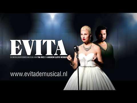 Pre promo Evita de Musical 2018