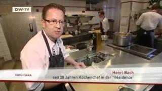 Küche aus dem Ruhrgebiet: Kaninchen im Brot mit dicke Bohnen | euromaxx