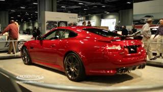 2012 Jaguar XKR-S Show & Tell