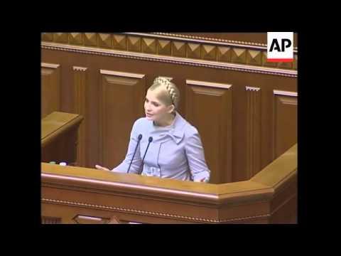 Tymoshenko''s government ousted in no-confidence vote