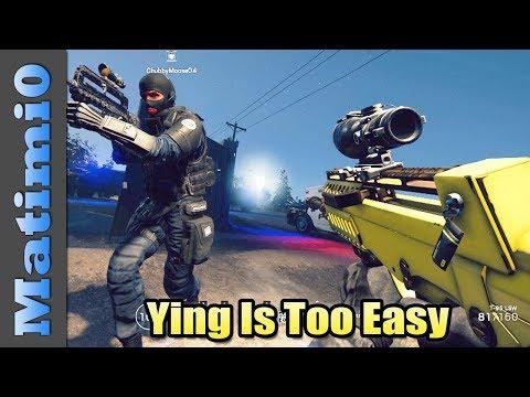 Ying Is Too Easy - Rainbow Six Siege