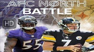 Its Game Day!!! || Pittsburgh Steelers Vs Baltimore Ravens Week 4 Pump Up || Hate Week
