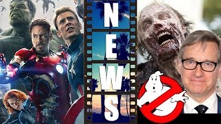 Avengers 2 Poster Review, Ghostbusters 2016 channels The Walking Dead? - Beyond The Trailer