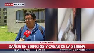Administrador de edificio afectado en La Serena: