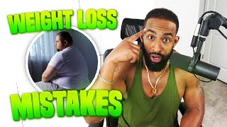 10 Beginner Weight Loss Mistakes