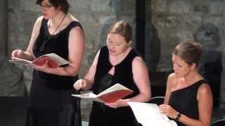 Festival de Saintes 2013 - Collegium Vocale Gent