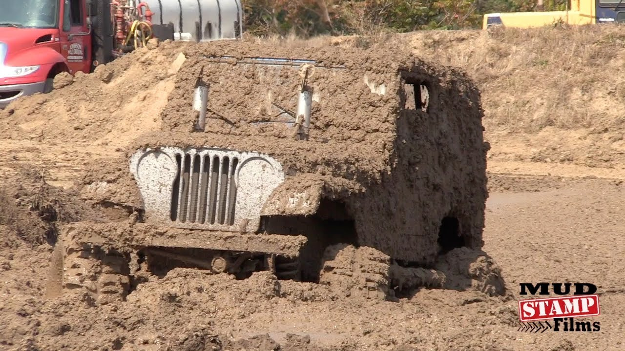 Eagle Days MUD BOG